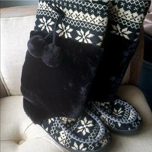 Shoes - Sweater boots